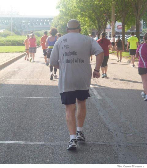 50-fat-diabetic-and-ahead-of-you-tshirt