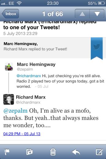 Richard Marx: Alive!