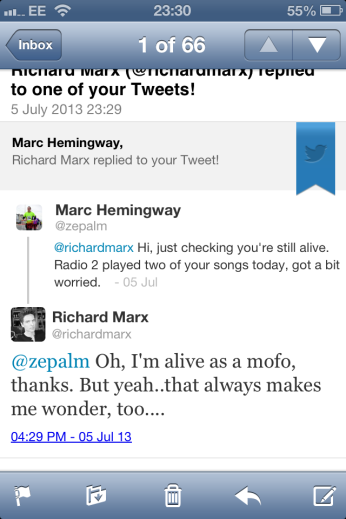 Richard Marx: Alive!