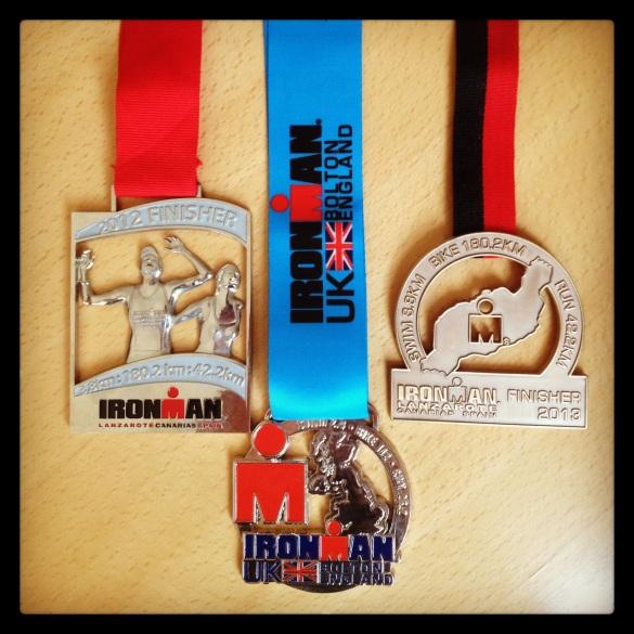 Tonys Medals