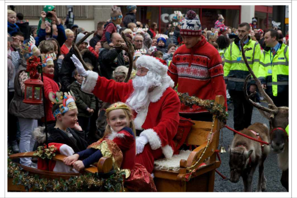 That's me in the beard. Oh wait, I mean that's me on the far right in a Hi-Viz